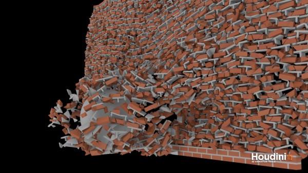 Brick Destruction System