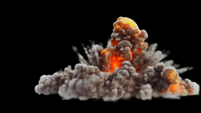 detonation fumefx