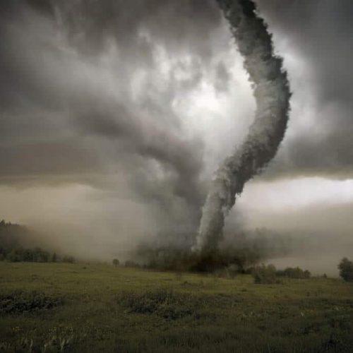 Maya Tornado Asset