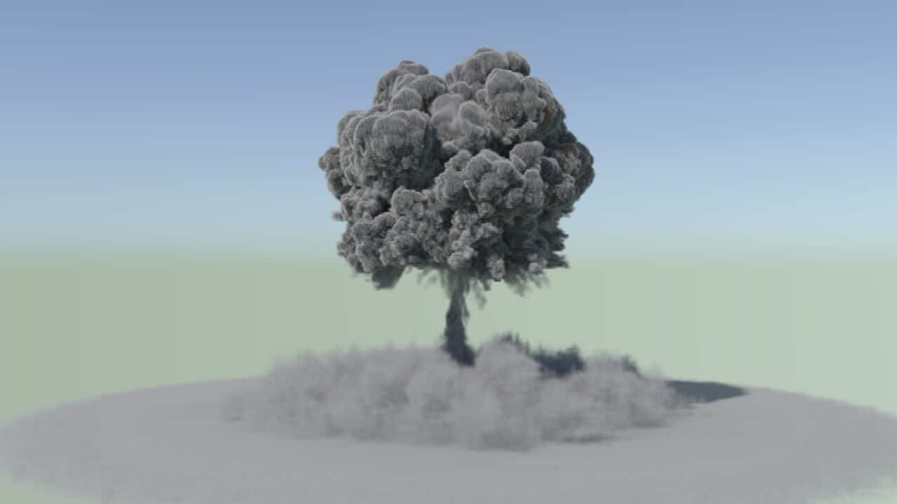 Houdini, Maya and 3ds Max VFX Effects Package