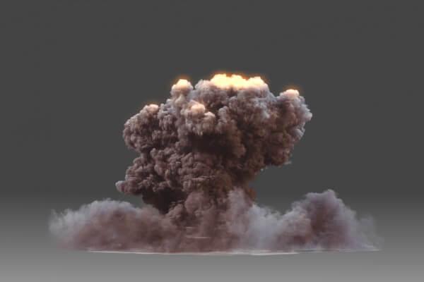 Explosion 4k