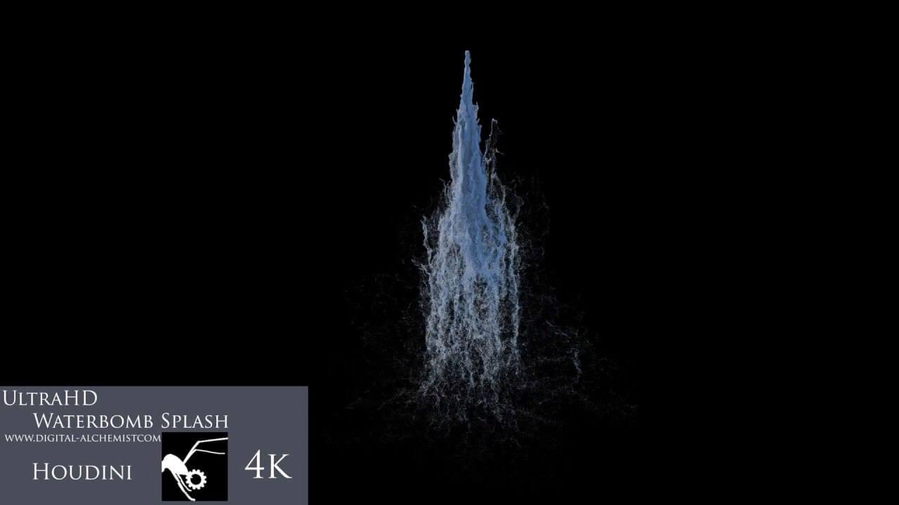 Houdini FX Ultra VFX PACKAGE