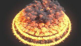 Houdini Explosion assets