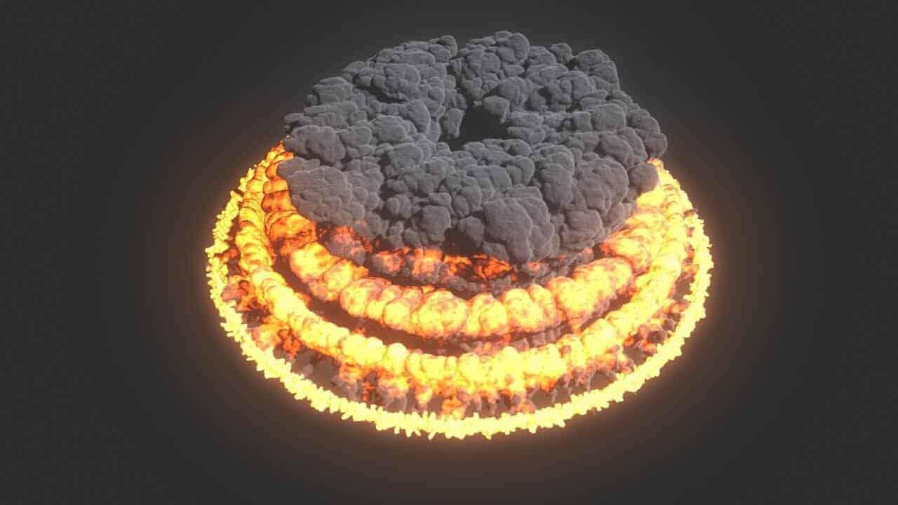 Maya - Explosion Bundle