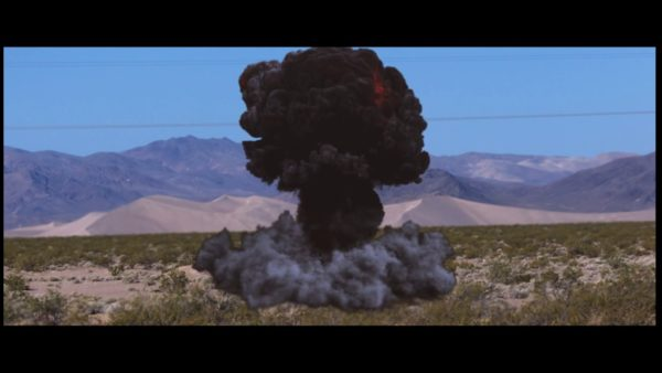 FumeFx - Nevada Test Site