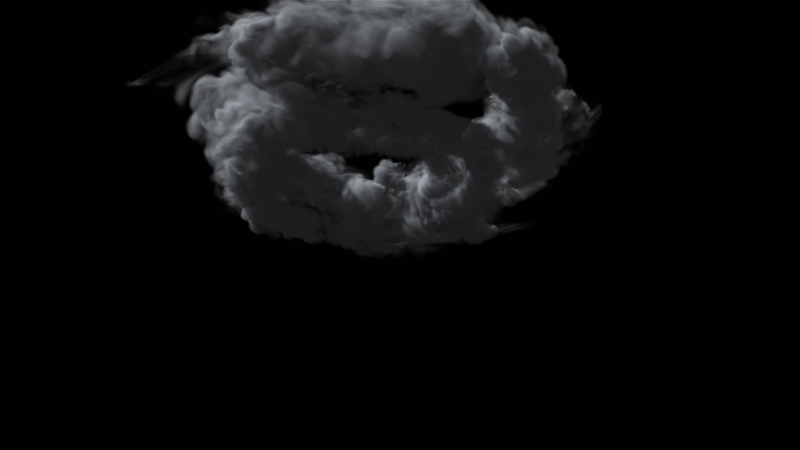 3ds Max and FumeFx - Cloud Portal