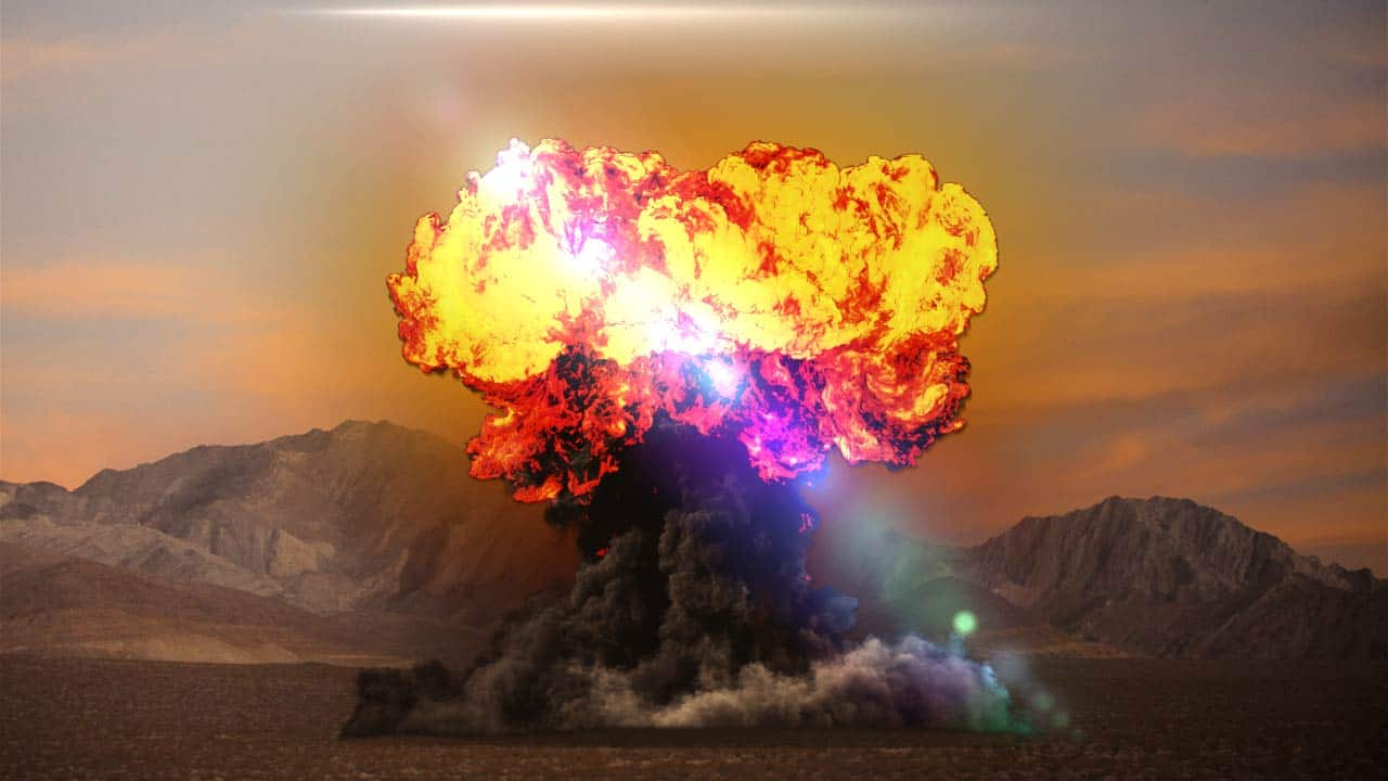FumeFx - Explosion Strike