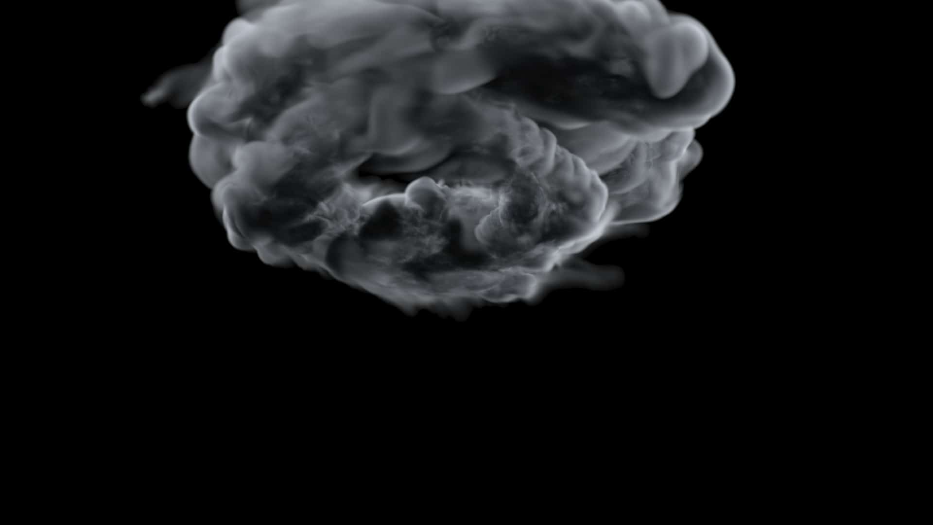 3ds Max and FumeFx - Cloud Portal