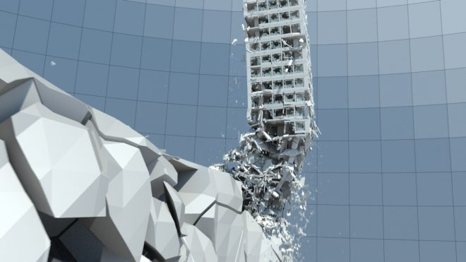 Thinking Particles Systems