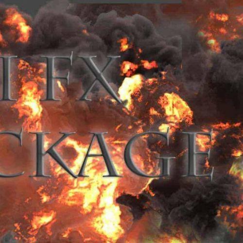 FumeFx explosion assets