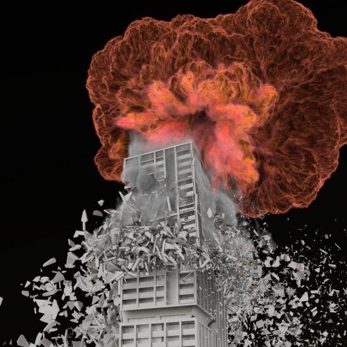 Houdini FX destruction assets