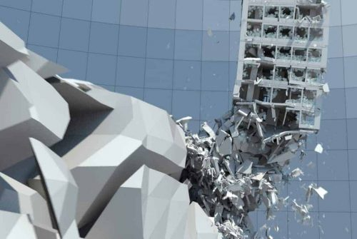 3ds Max and Thinking Particles