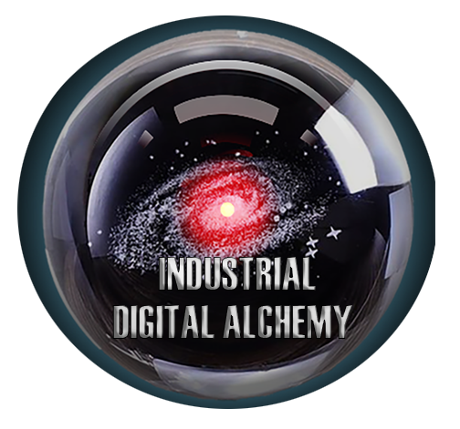 Industrial.Digital.Alchemy I VFX