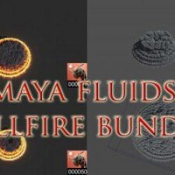 Maya Fluids Bundle