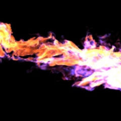 FumeFx Flamethrower VFX online store - royalty free stock footage and video - fx preset creater